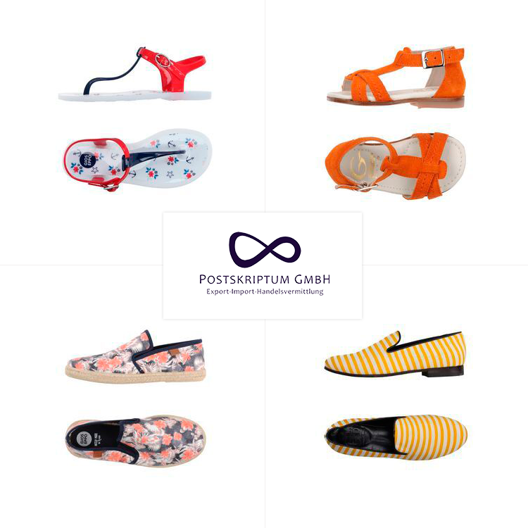 Children's shoes - global Luxury Brand Mix