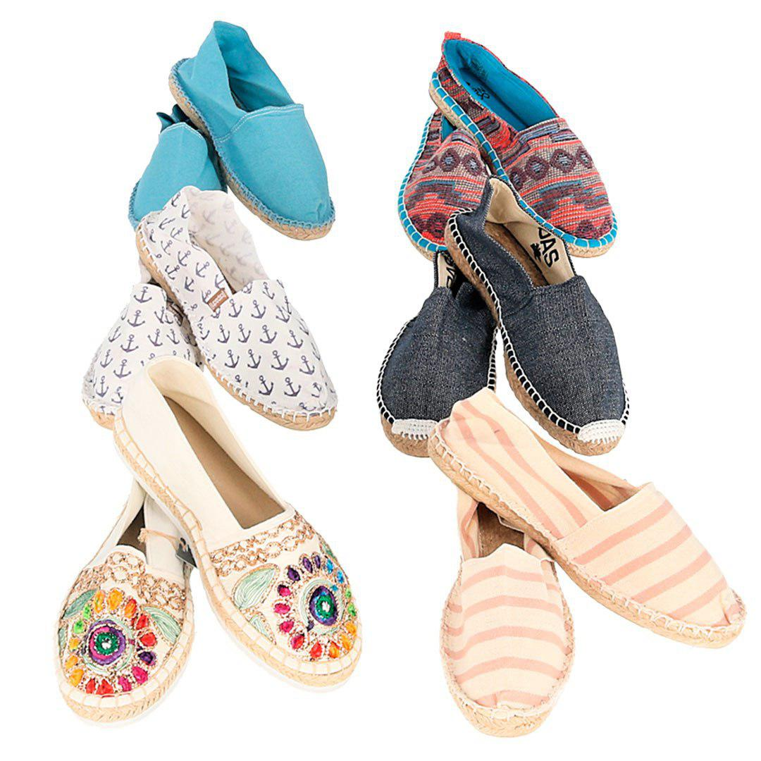 Espadrilles Stock Mix