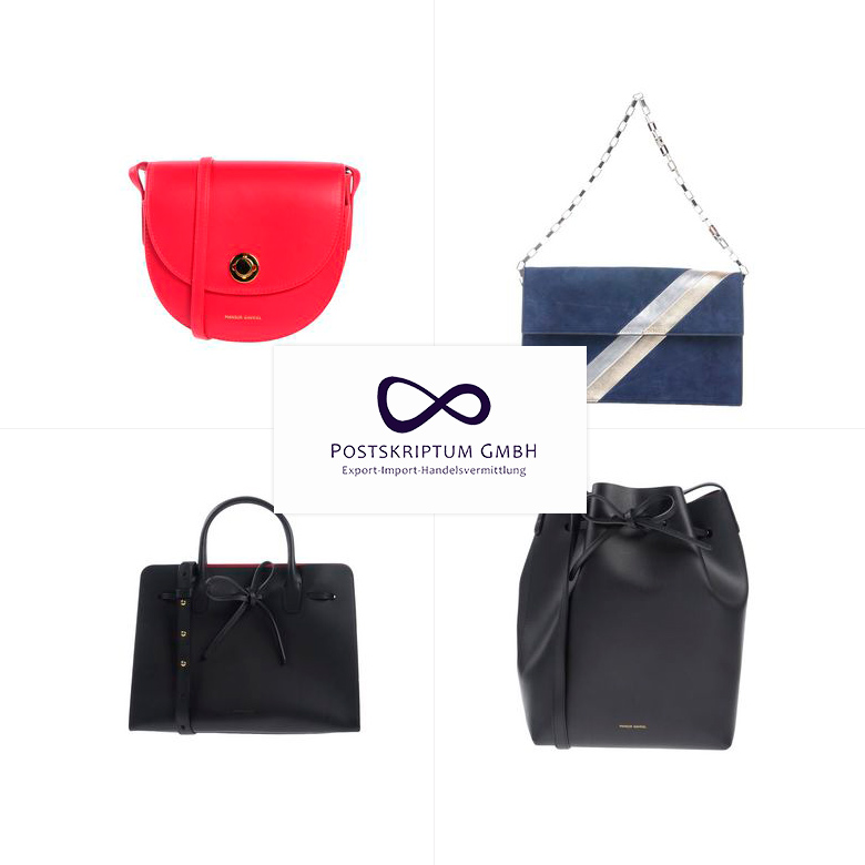 Bags by the most famous brands