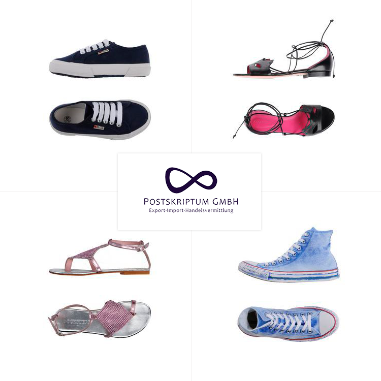 High-quality children's shoes by legendary brands - super offer for wholesale customers!