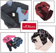Men's and women's clothing from S'Oliver