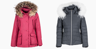 jackets and down coats for women stocklot