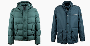 men's jackets and down coats